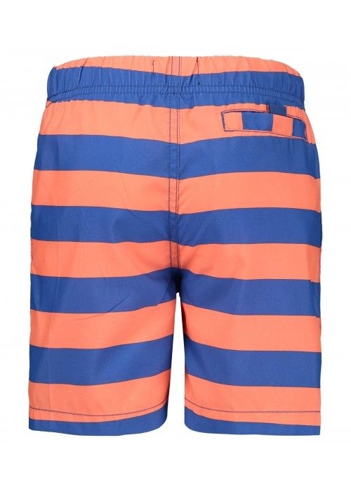 SHIWI Boys swim short block stripe
