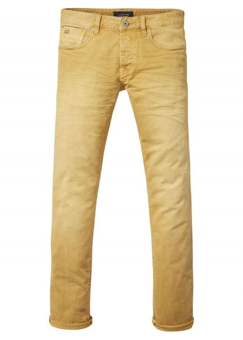 Scotch & Soda Ralston-Garment Dyed Colour