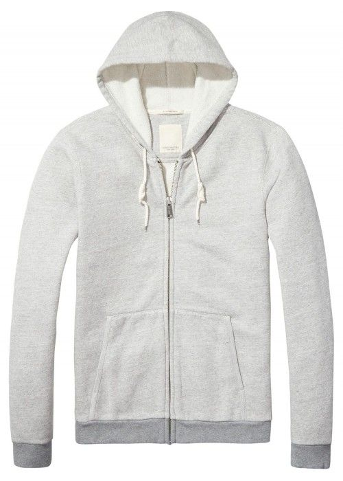 Scotch & Soda Home Alone Classic Zip Hoody