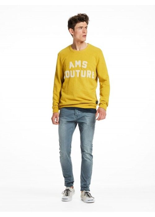 Scotch & Soda Classic Crewneck Sweat