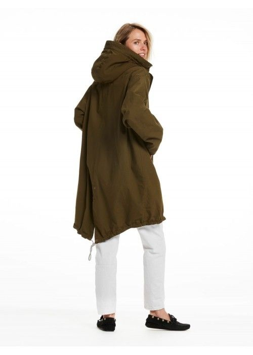 Maison Scotch Oversized jacket