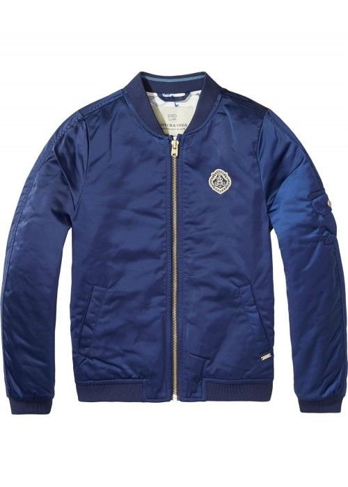 Scotch R'belle Bomber Jacket