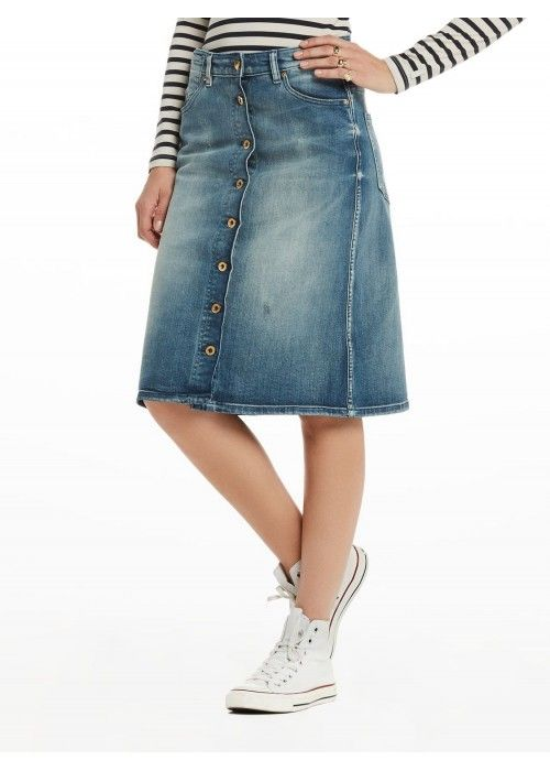Maison Scotch Skirt - Lady Luck