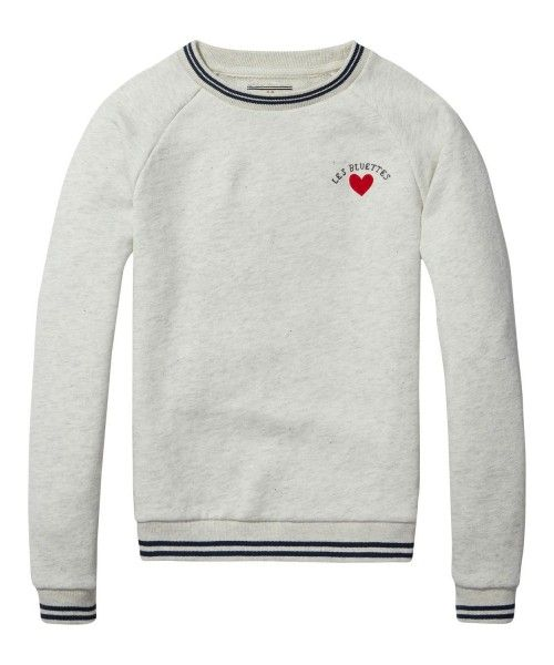 Scotch R'belle Crewneck Racing Sweat