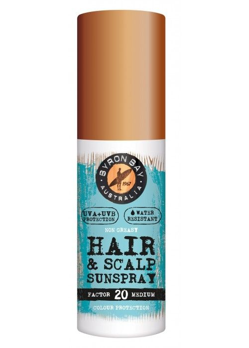 Eb & Vloed Byron Bay Hair&Scalp SPF20