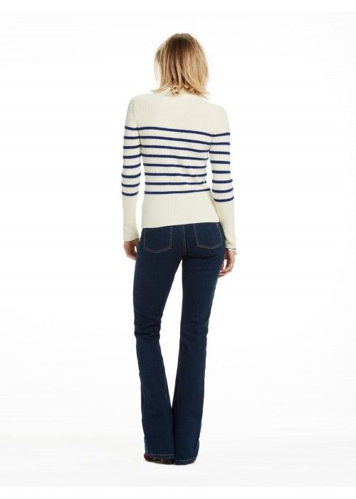 Maison Scotch Fitted Pull With Zip