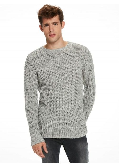 Scotch & Soda Chunky Waffle Knit Seasonal