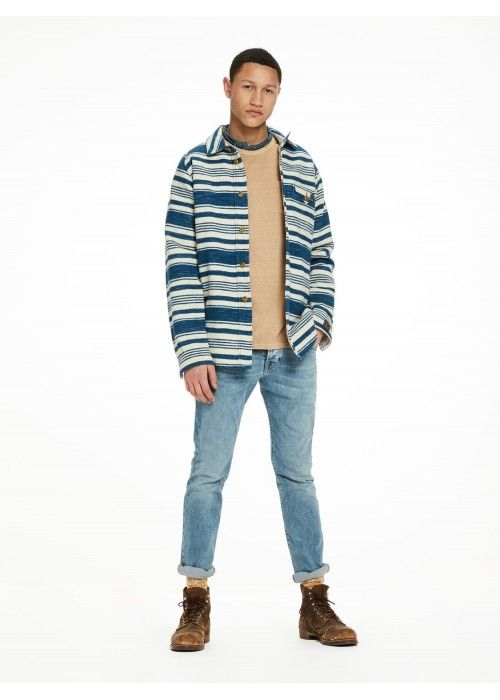 Scotch & Soda Oversized Brushed Cotton Blank