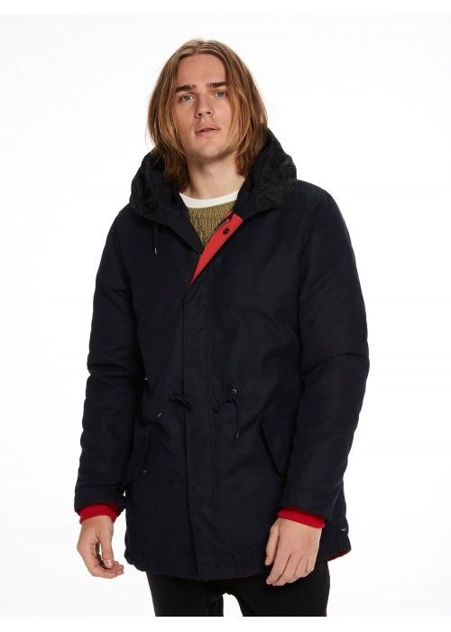 Scotch & Soda Double Layer Hydrus Parka Jack