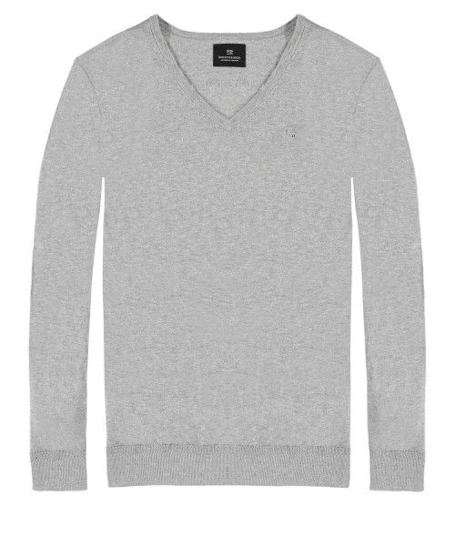 Scotch & Soda Classic Cotton Melange V-neck