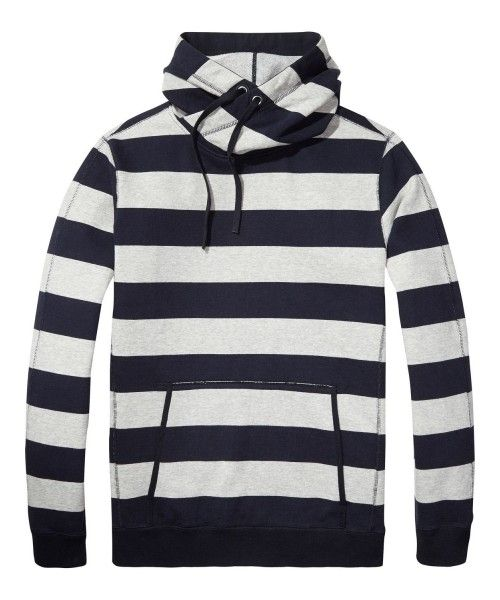 Scotch & Soda Home Alone Twister Hoody