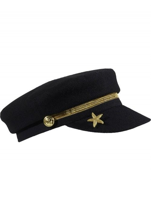 Maison Scotch Sailor cap, sold with a star