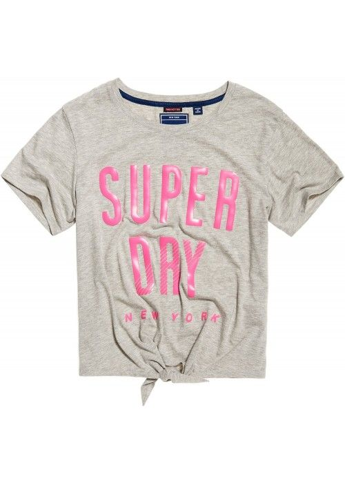 Superdry NY Sport Knot tee