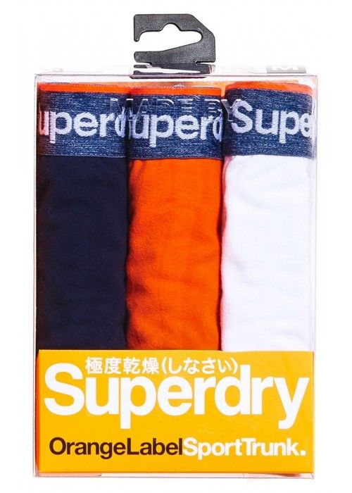 Superdry O.L Sport Trunk Triple Pack