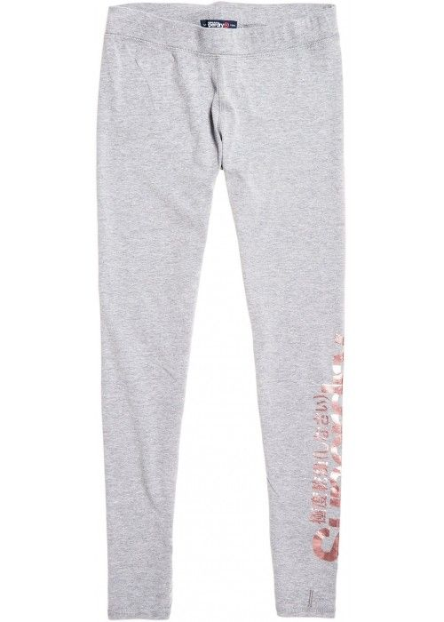 Superdry Metallic Logo Legging
