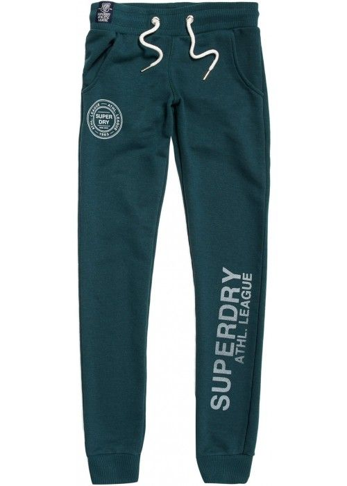 Superdry Athl League Relax Cuff Jogger