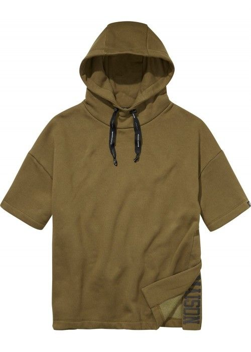 Maison Scotch Longer length boxy fit hoody