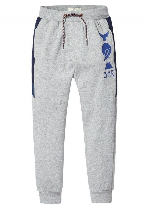 Scotch Shrunk Poly-Cotton Sweat Pants