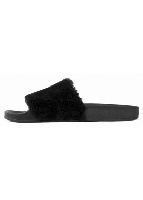 The White Brand Fur Black