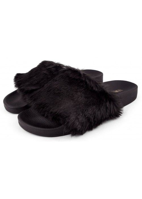 The White Brand Black Fur
