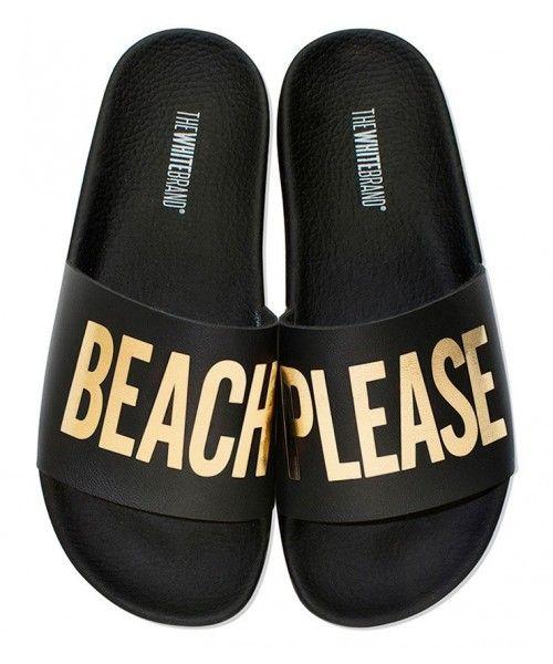 The White Brand Beach Please