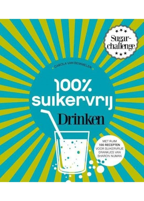 Eb & Vloed 100% Suikervrij drinken
