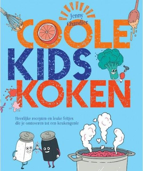 Eb & Vloed Coole Kids Koken