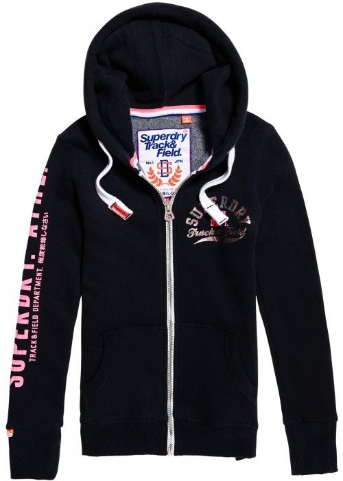 Superdry Track&Field Ziphood