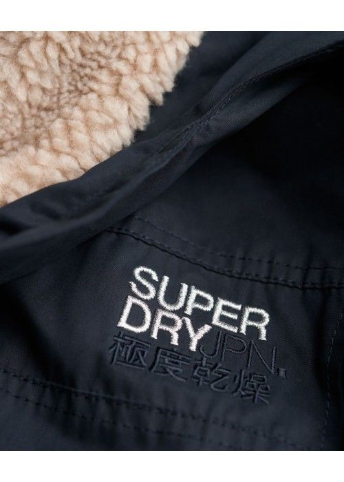 Superdry Boxy Snorkle Hooded Windparka