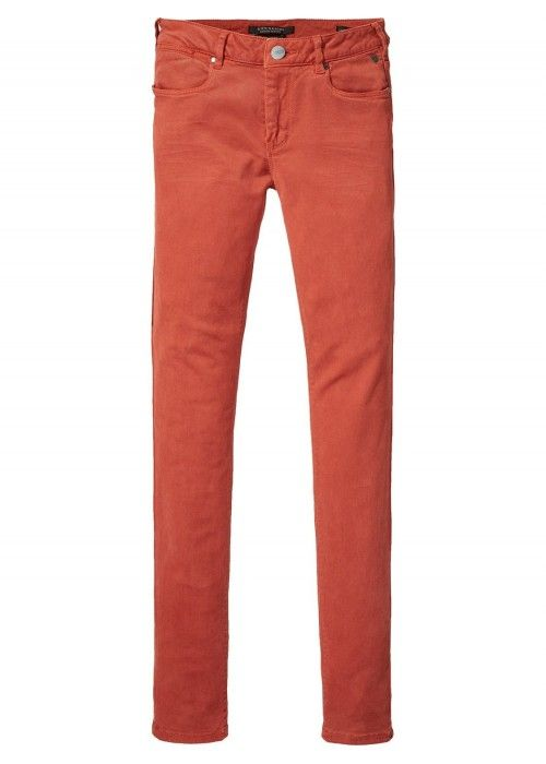 Maison Scotch La Bohemienne Skinny Fit Pants