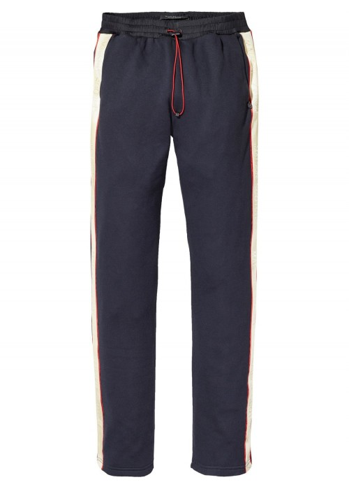 Maison Scotch Sport inspired jogger side tap
