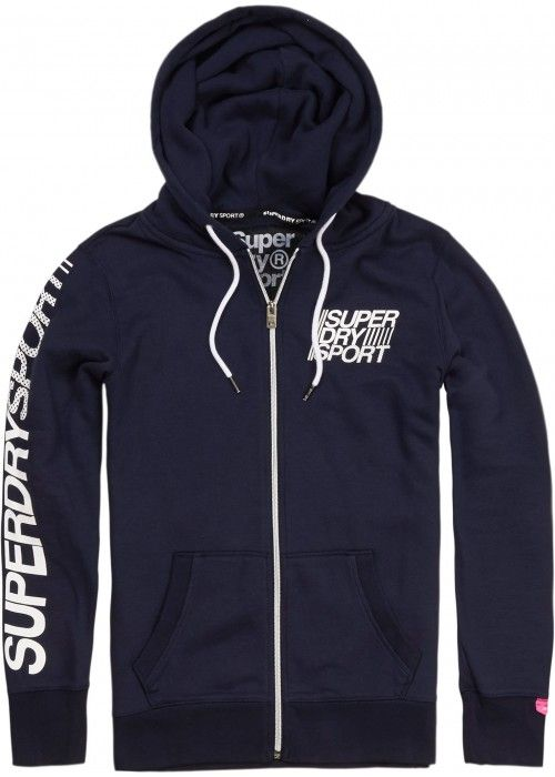 Superdry SD Sport Essentials Ziphood