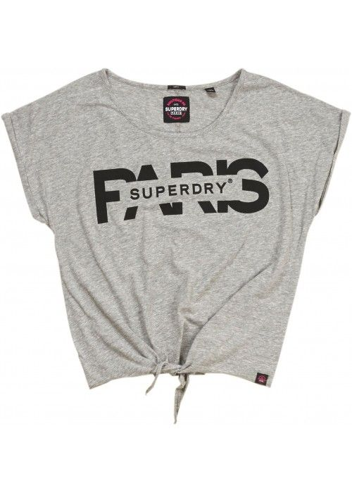 Superdry Knot Front Tee