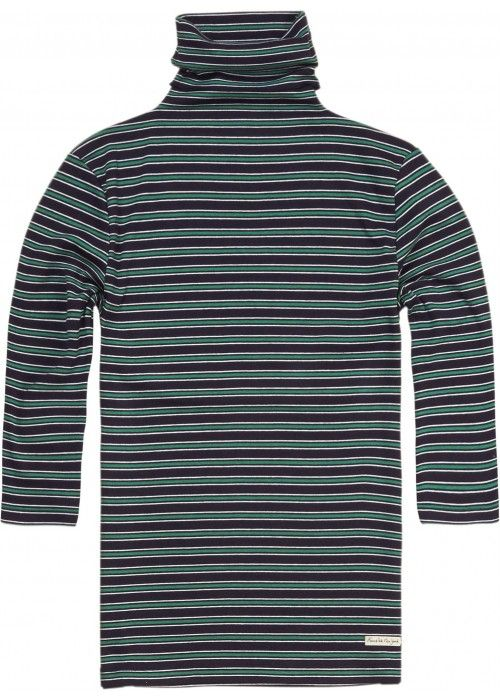 Penn & Ink Tee Col Stripe