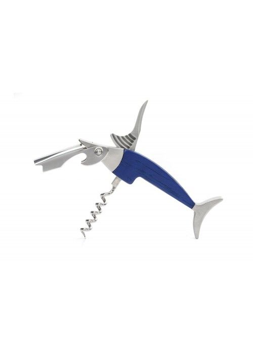 Eb & Vloed Marlin Corkscrew Blue