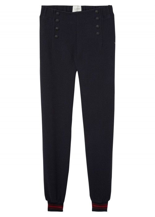 Maison Scotch Sailor inspired sweat pant