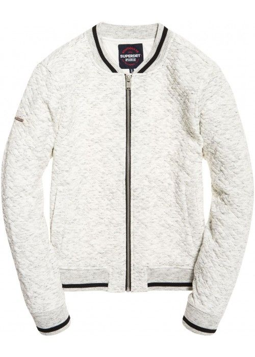 Superdry Quilt Jersey Bomber