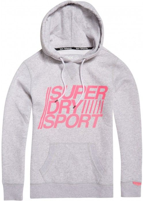 Superdry Sport Essentials Hood