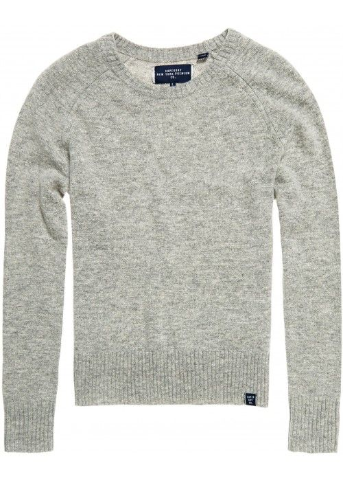 Superdry Downtown Raglan Knit