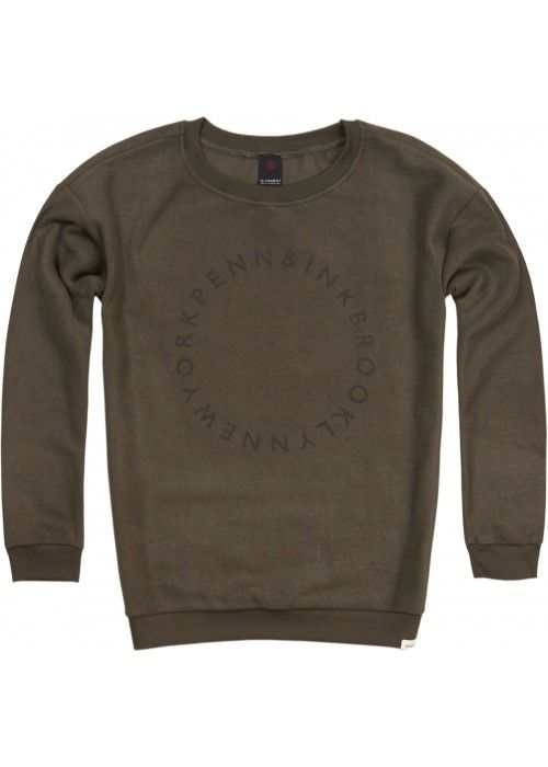 Penn & Ink Sweater Print