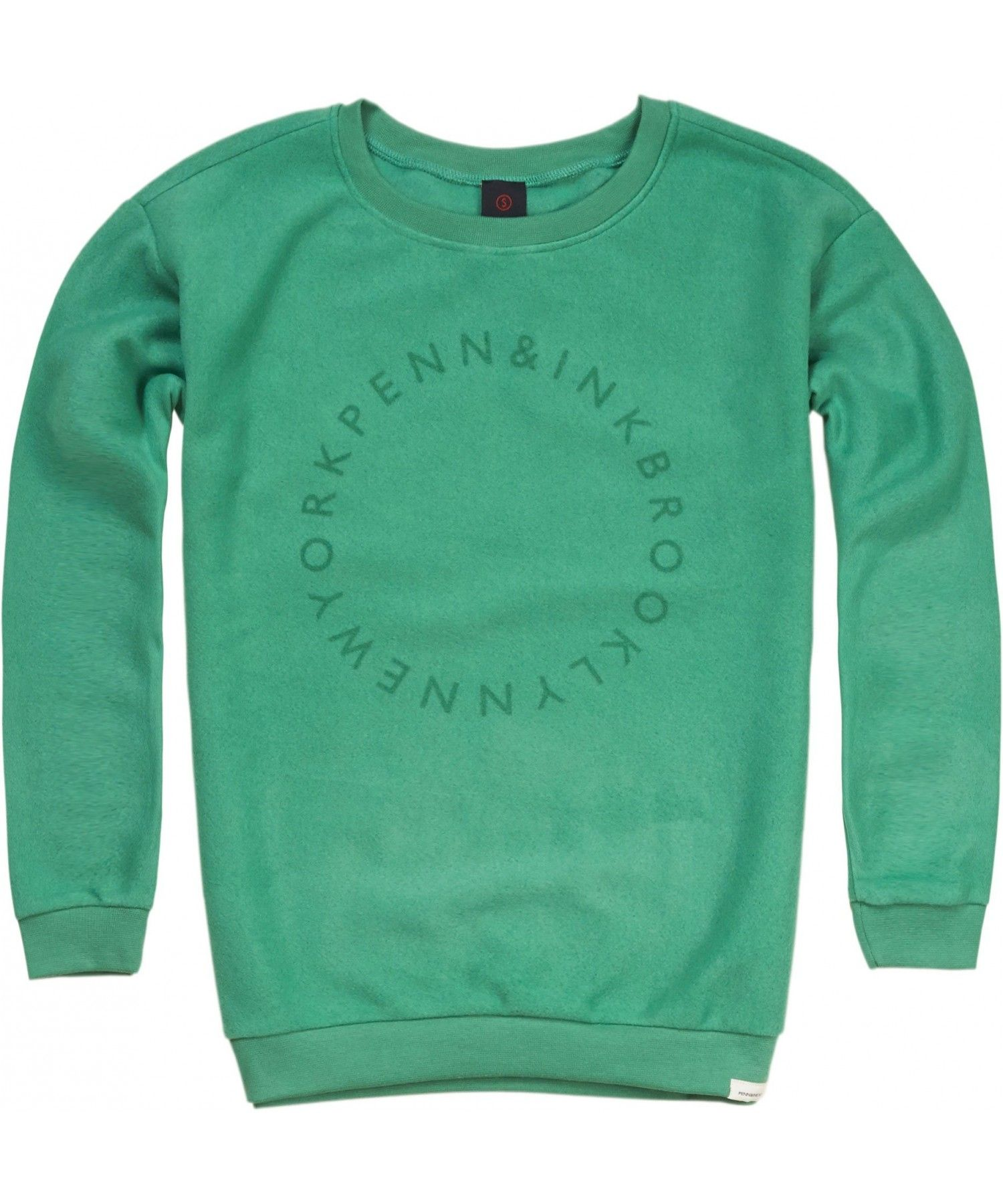 Penn & Ink Sweater Print at Eb&Vloed Lifestyle