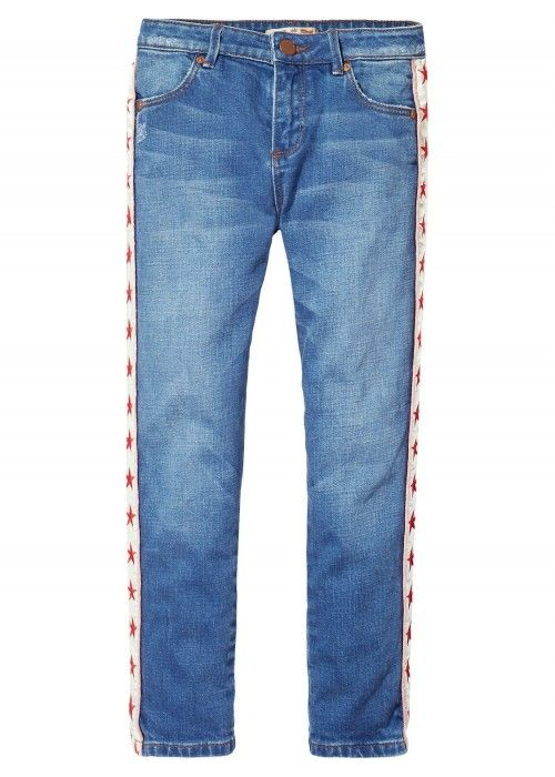 Scotch R'belle Slim Boyfriend - Washed 5-Pock