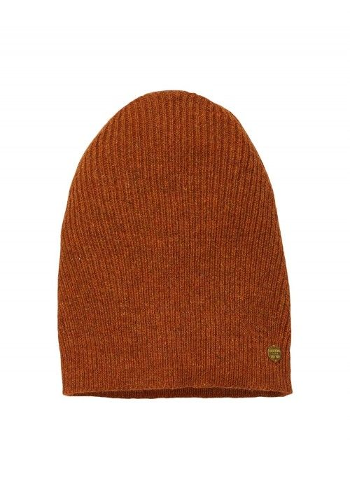 Scotch & Soda Classic Beanie In Soft Wool Bl