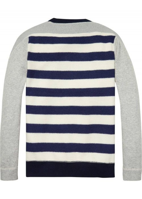 Scotch & Soda Crewneck Pull In Mix & Match