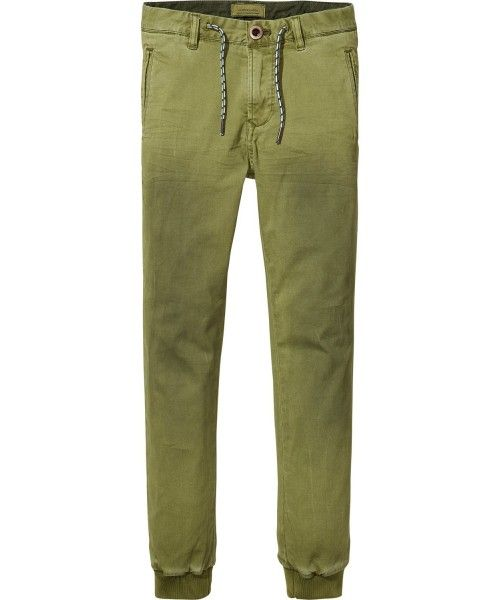 Scotch Shrunk Woven Jogger