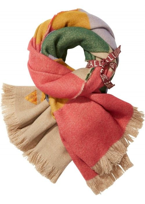 Scotch R'belle Colourblock Scarf