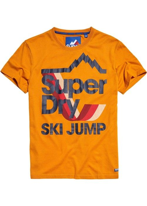 Superdry Retro Mountaineer Tee