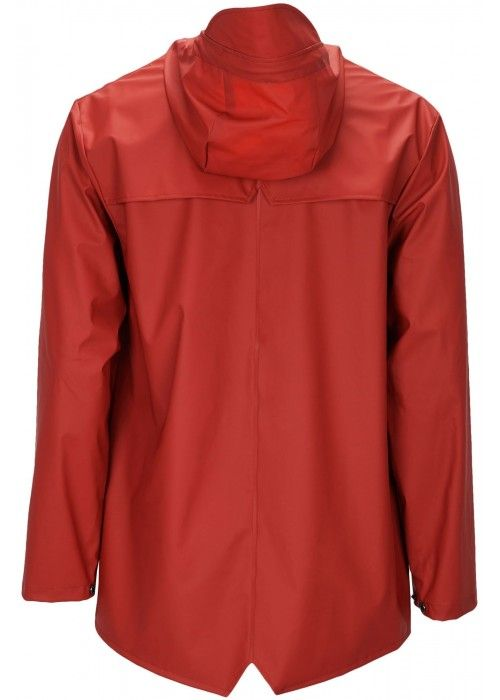 Rains Jacket Scarlet