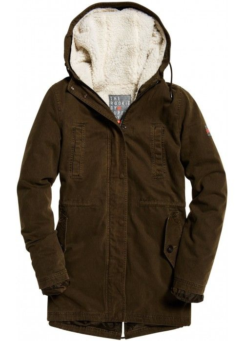 Superdry Rookie Sherpa Multi Jacket