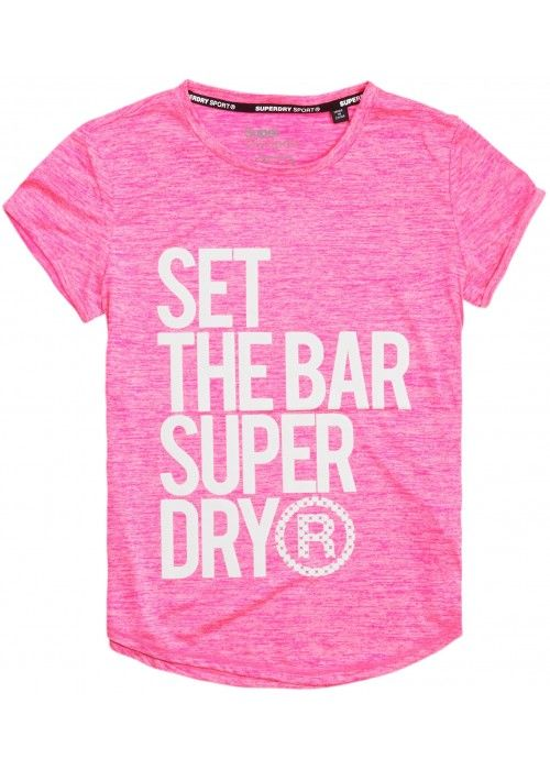 Superdry SD Sport Fitspiration Tee